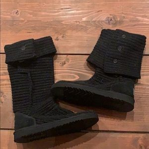 Like new UGG Sweater Boots